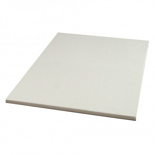 Meditatiemat  ecru polyether 70x90 cm - Lotus Design